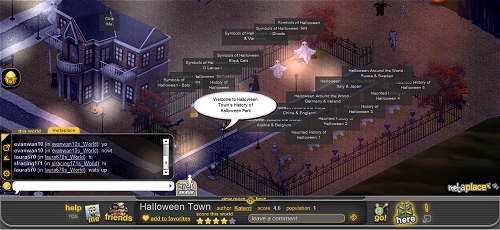 halloween-metaplace