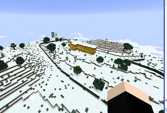 jelling-i-sne