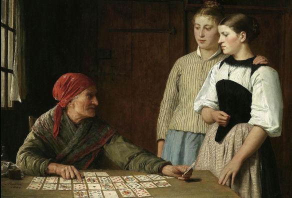 fortuneteller-albert-anker
