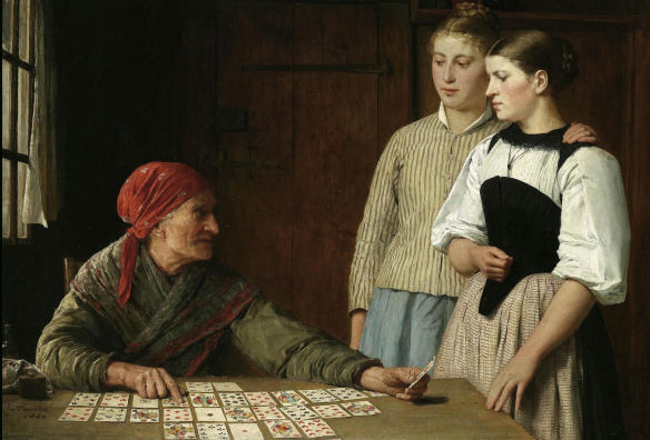 fortuneteller-albert-anker